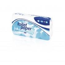 Toilettenpapier Super Soft hochweiß 3-lagig