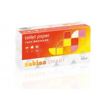 Toilettenpapier Wepa Smart weiss 2-lagig