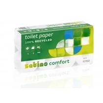 Toilettenpapier WEPA Comfort hochweiß 3-lagig