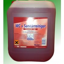 WC + Sanitärreiniger Gel